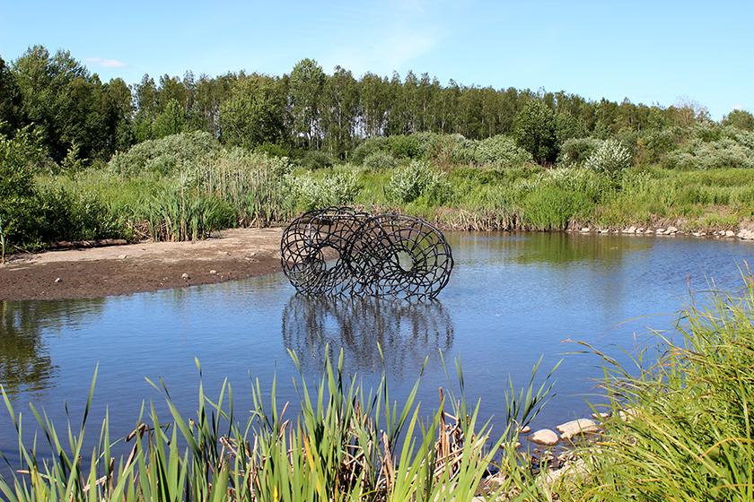 Satu-Minna Suorajärvi: The Ribs of Infinity